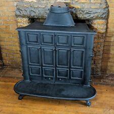Atlanta Stove Works Model 26 Cast Iron Fireplace - wood coal gas log franklin