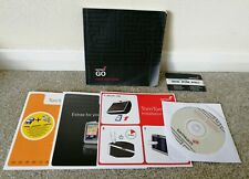 TOMTOM 510 710 910 Replacement Instruction User Manual, Software CD Disc & Guide