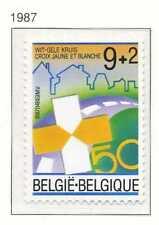 [152739] TB  **/Mnh    - N° 2270, croix jaune et blanche de Belgique, soins à do