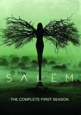 SALEM the complete first series season 1 one. Region free. New sealed DVD.