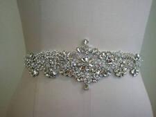 Wedding Belt, Wedding Sash, Bridal Sash, Rhinestones