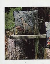 Cuscino di lepre William Morris Beth Russell il cucito arazzo NEEDLEPOINT Grafico