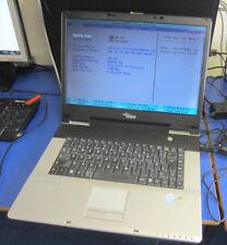 Fujitsu Siemens AMILO 7320 Version 20,IntelCeleron M 1.70GHz, for SPARES/no HDD