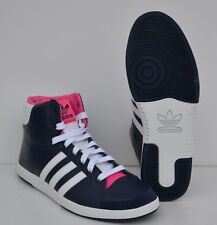 Chaussure femme ADIDAS ORIGINALS COURT SIDE HI W  MARINE T: 40 UK:6.5 Ref:V24343