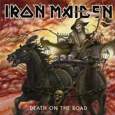 IRON MAIDEN - DEATH ON THE ROAD - 2 CD