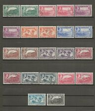 More details for montserrat 1938-48 sg 101a/12 used cat £97