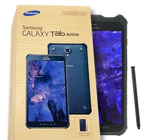 SAMSUNG Galaxy Tab Active SM-T365 LTE 4G 16GB GPS IP67 Tablet * mit MwSt Ausweis