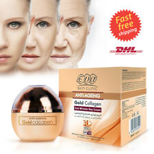 EVA Anti Aging Gold Collagen, Anti-Wrinkle Day Cream, 3D Effect, 50ml