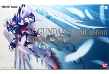 PG 1/60 XXXG - 00W 0 Wing Gundam Zero Custom Pearl Mirror Coating Version  F/S