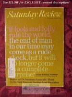 Saturday Review December 9 1967 ROBERT STEIN JOHN TEBBEL WALTER B. KERR