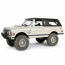 Axial 69 Chevy K5 Blazer Hardtop Uncut clear AXI31555
