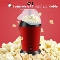 AUG 1200W Mini Hot Air Popcorn Maker Household Electric Popper Popping
