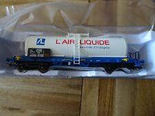 SNCF Jouef  wagon HJ 6181  citerne AIR LIQUIDE