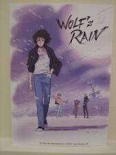Wolf'S Rain Tensai Okamura Ultra Rare European Print Exclusive /100