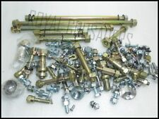 NEW ROYAL ENFIELD COMPLETE BODY/CHASIS STUD, NUT, BOLT KIT  @JUSTROYAL