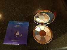 TARTE RAINFOREST OF THE SEA EYESHADOW PALETTE VOL II- LIMITED EDITION~Authentic