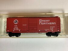 Micro Trains Line 22020 GN Great Northern 40' Standard Box Car #11876