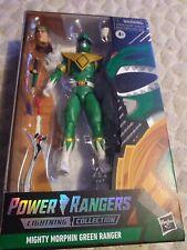 Hasbro E8966 Power Rangers Lightning Green Ranger Spectrum 7 inch Action Figure