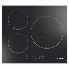Placa de inducción de cocina Candy color principal negro