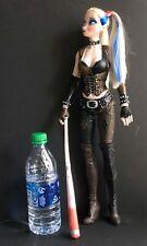 """Harley Quinn 17"""" Doll Mexican Toys Bootleg"""