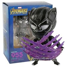 Avengers Infinity War Nendoroid 955 Black Panther PVC Action Figure New In Box