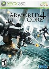 Armored Core 4 - Xbox 360 Game Only