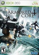 Armored Core 4 (Microsoft Xbox 360, 2007)