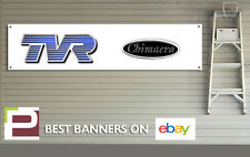 TVR Chimaera Workshop / Garage Banner, Man Cave, 450, 500, V8