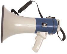 25 W PROFESSIONAL a mano e spalle megafono, sirena + microfono, portata fino a 1500 M