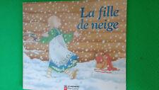 La fille de neige by Robert Giraud album Pere Castor 2000 French New