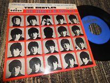 "THE BEATLES Que noche la de aquel dia.A hard day's night +3 EP 45 7"" 1964 SPAIN"