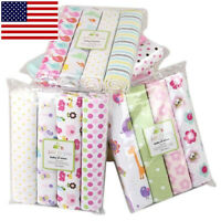 Cotton Baby Blanket Newborn Swaddles Bed Sheet Baby Crib Bedding Sets 4pcs/lot
