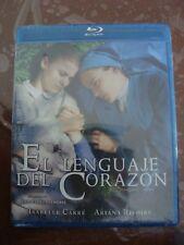 MARIE´S STORY  EL LENGUAJE DEL CORAZON BLU-RAY ISABELLE CARRÉ SUBTITLES SPANISH