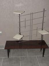 Table sellette guéridon porte plante formica scandinave vintage design 50  loft