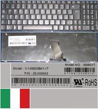 Qwerty Keyboard Italian LENOVO 3000 G560 Version 1 G560-IT V-109820BK1 25-009952
