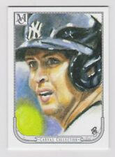 2018 Topps Museum Collection Canvas Collection #CC35 Alex Rodriguez