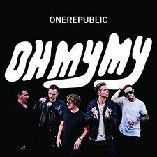 ONEREPUBLIC OH MY MY DELUXE CD ALBUM (Released 7th October 2016)