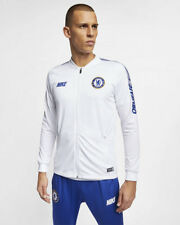 Chelsea Fc Nike Giacca Allenamento Training Jacket Bianco 2018 19