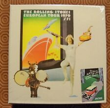 """ROLLING STONES """"EUROPEAN TOUR 1970/1971""""  20 CD MINIBOX LIVE 18 SHOWS FROM 1970"""