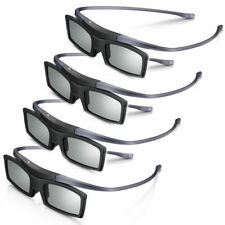 4X 4K HD UHD SUHD 3D Active TV Glasses For Samsung Universal TV SSG-5150/5100GB