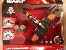 Star Wars - Radiocommande POE'S  X-Wing 25 cm avec télécommande infrarouge  NEUF