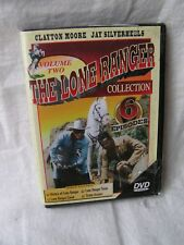 THE LONG RANGER - TV Classic Western - 6 Episodes (DVD, 2004)  DVD