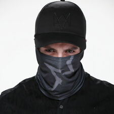 1pc Watch Dogs Aiden Pearce Face MASK Costume Video Game Cosplay Fashion Cool