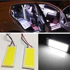 12V White 36 COB LED Xenon HID Dome Map Light Bulb Car Interior Panel Lamp New