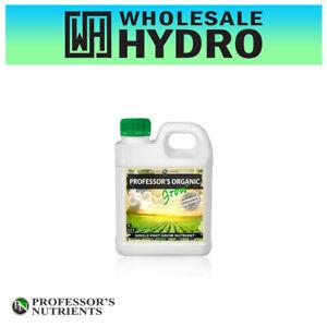 Professor Organic Nutrient Grow 1lt Hydroponic Nutrient 1 Litre - Single Part