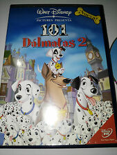101 DALMATAS 2 - DVD + EXTRAS WALT DISNEY ESPAÑOL ENGLISH