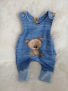Baby Strampler Bär Gr. 50/56 handmade