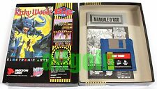 "Gioco PC RISKY WOODS Electronic Arts/Jackson Libri 1992 Floppy 3,5"" BIG BOX ITA"