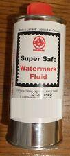 Uni-safe Super Safe Watermark Fluid - NEW 8 oz size!  (250 ml.)
