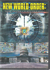 NEW WORLD ORDER: The Conspiracy to Rule Your Mind (DVD 2013) (L1)